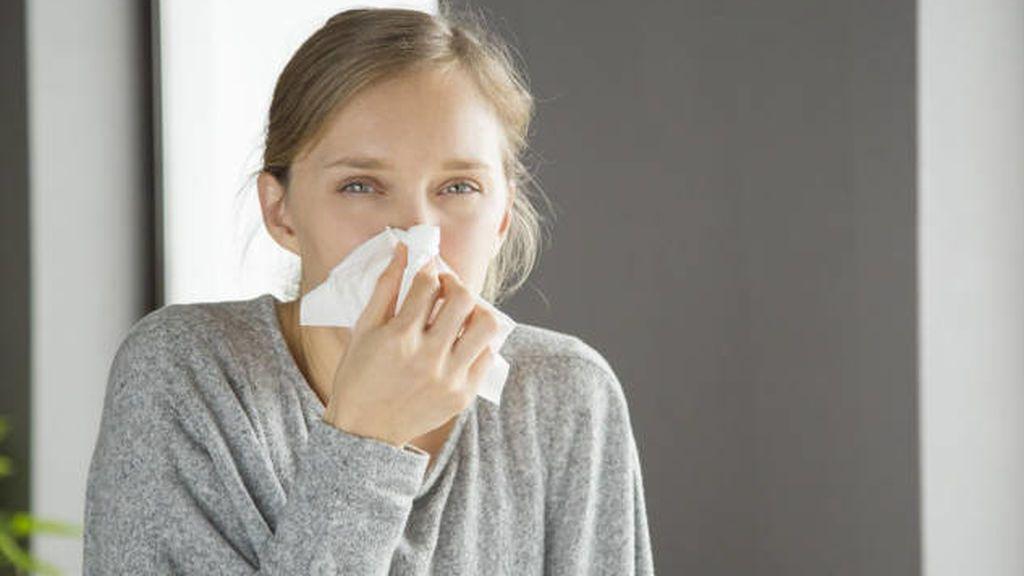 Los alérgicos sufrirán mucho esta primavera en Madrid por culpa de Filomena