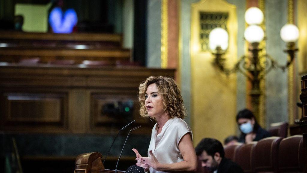 La diputada Marta Martín abandona Ciudadanos y deja el grupo parlamentario  y el acta