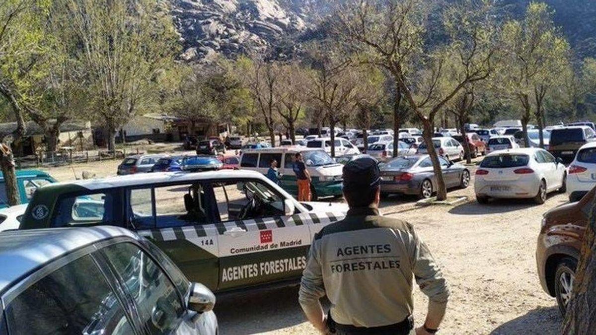 Nueve pueblos de la Sierra de Madrid piden ayuda ante la previsible avalancha de turistas de la capital