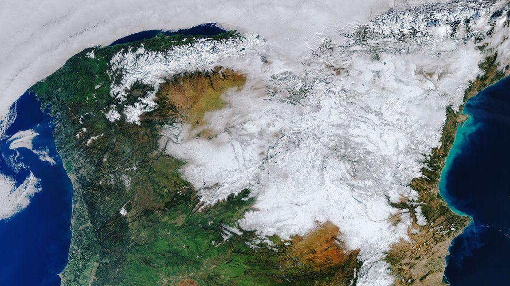 EuropaPress_3516223_imagen_satelite_copernicus_sentinel-3_peninsula_iberica_paso_filomena