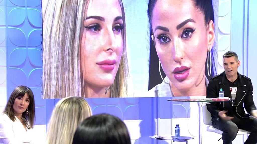 Aurah Ruiz no se presenta a su cara a cara con Rocío tras ser condenada por un delito de amenazas