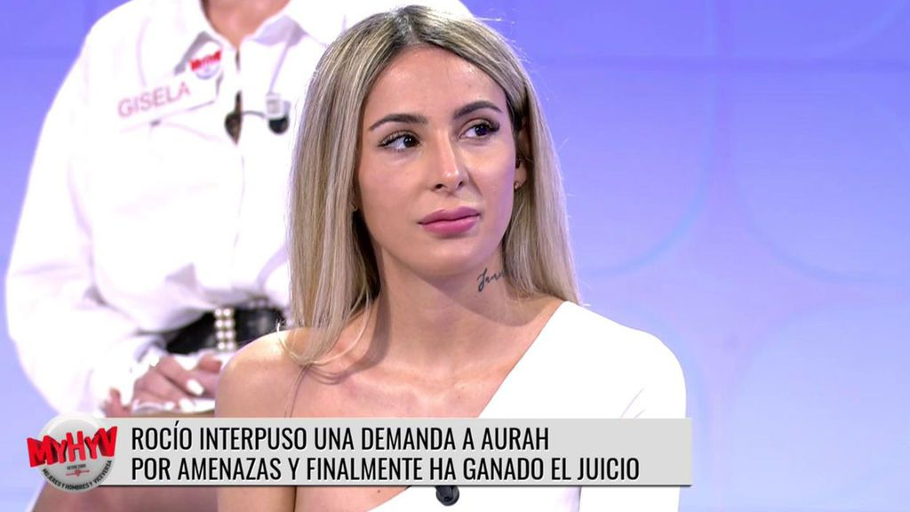 Aurah Ruiz no se presenta a su cara a cara con Rocío Mujeres y Hombres y Viceversa 3067.3117 Progr. 3.088
