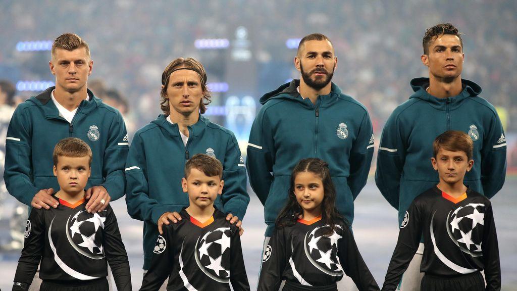 El núcleo duro del vestuario del Real Madrid ve con buenos ojos los rumores de la vuelta de Cristiano Ronaldo