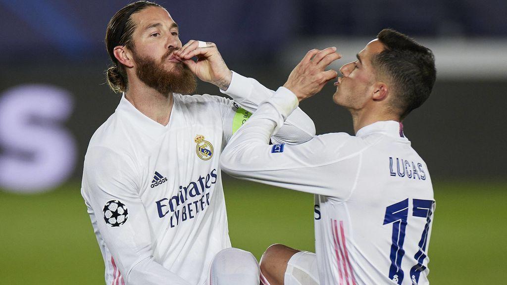 Lucas Vázquez está lejos de renovar con el Real Madrid.