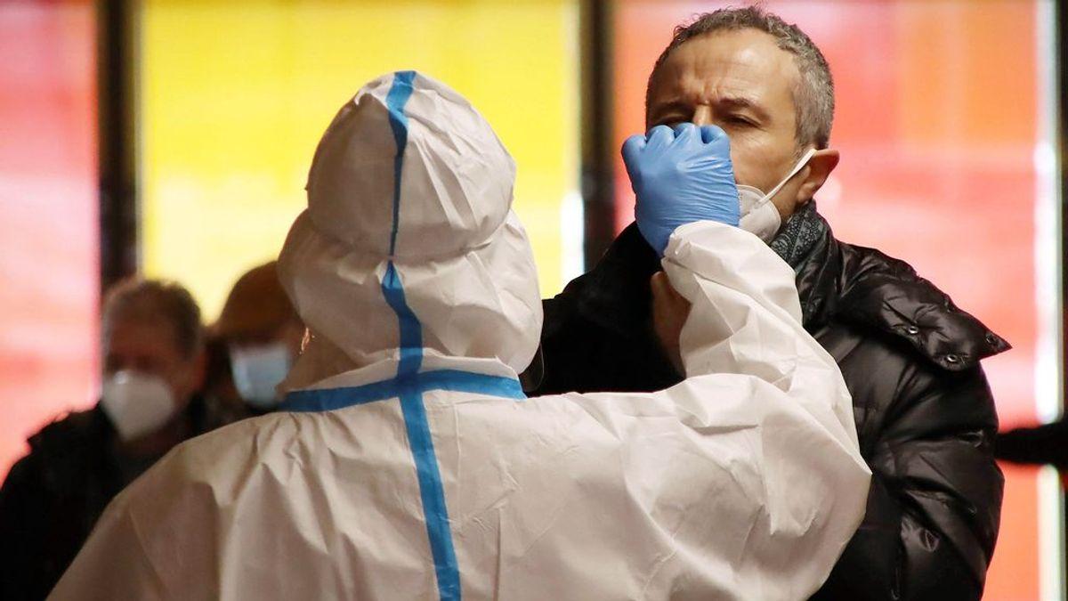 Los casos en Madrid bajan ligeramente a 1.510 y descienden los hospitalizados