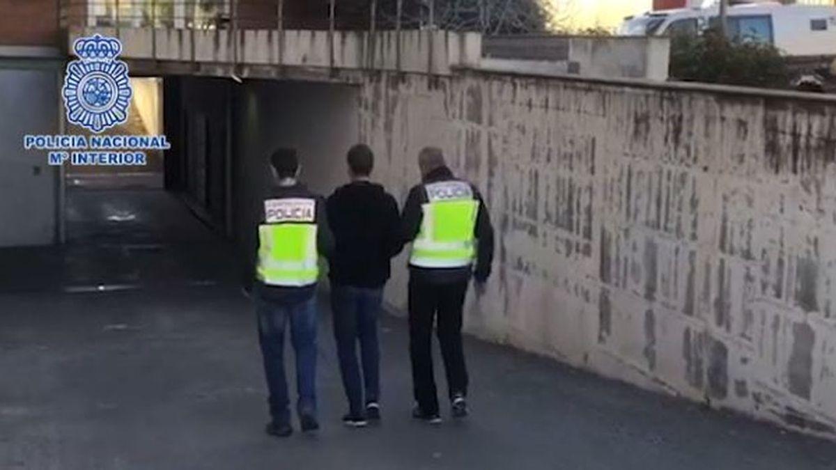 Tres detenidos por agredir a los policías en la concentración de apoyo a Pablo Hásel en Madrid