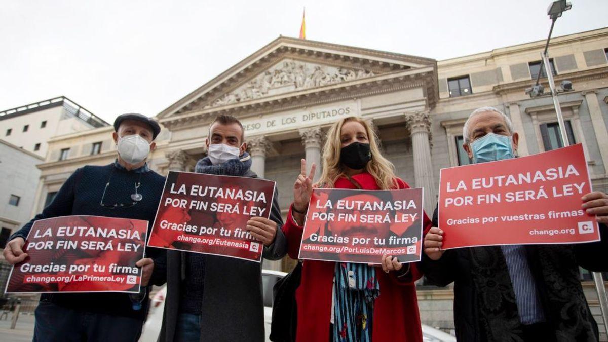 Las familias que lucharon por legalizar la eutanasia
