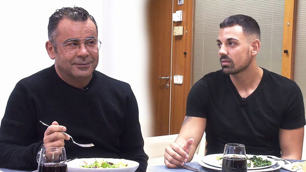 Jorge Javier y Juan hablan de flechazo
