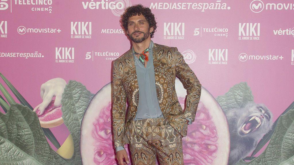 Paco León, en el estreno de 'Kiki'