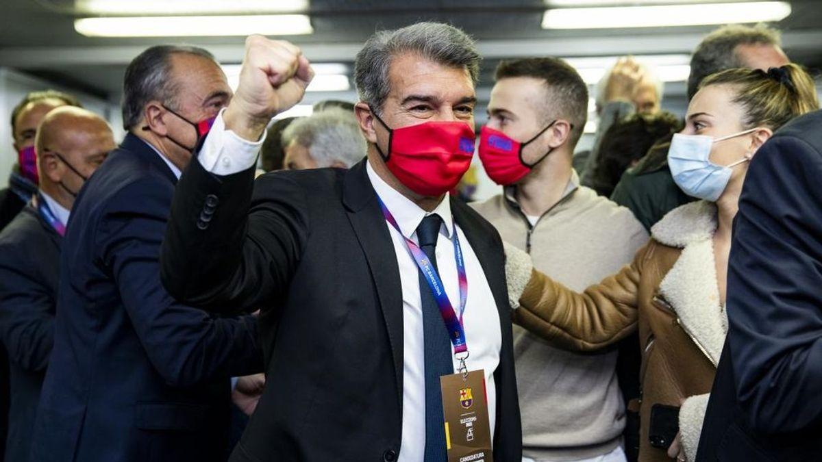 La nueva Junta del Barça de Laporta: con Eduard Romeu por el avala de Audax y solo una mujer