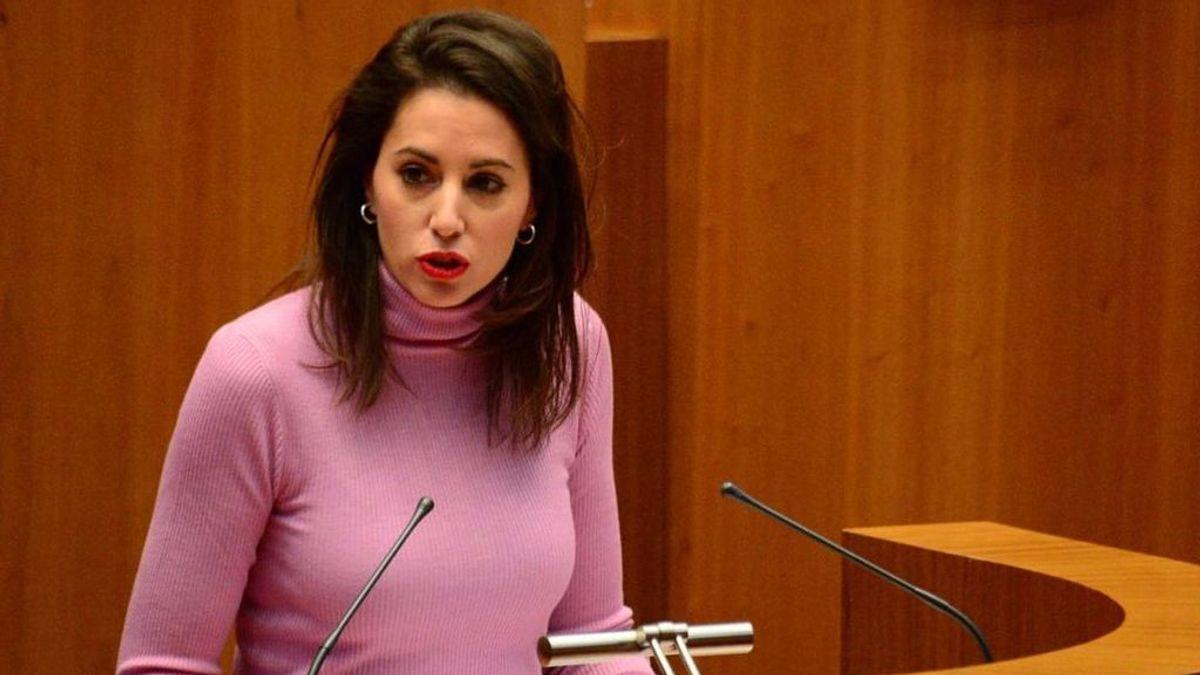 Una procuradora de Ciudadanos deja el grupo a tres días del debate de la moción de censura en Castilla y León