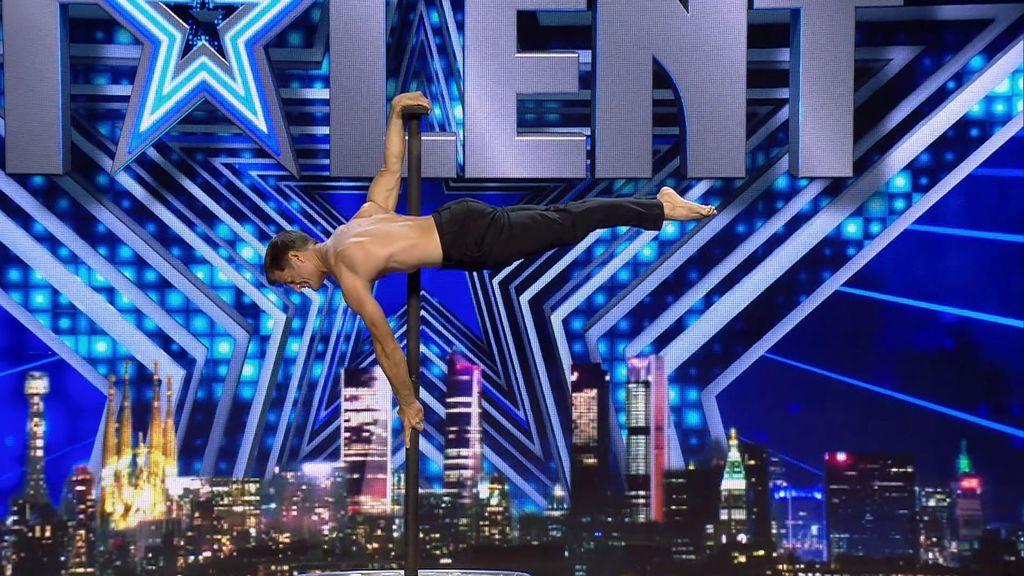 """La sorprendente comparación de Dani Martínez tras ver la actuación de Xavier: """"¡Es el Julio Iglesias del equilibrismo!"""""""