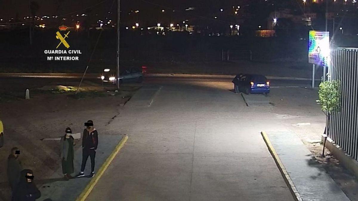 Tres detenidos por intentar robar y arrastrar con el coche a un inmigrante acogido en el CETI de Melilla