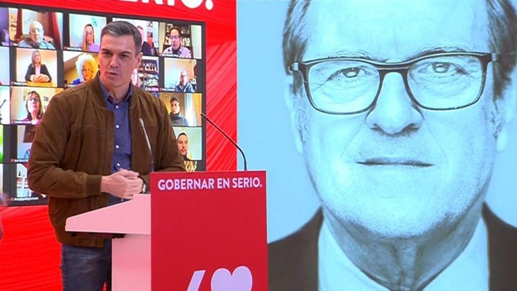 """Jornada de precampaña en Madrid marcada por la presentación de Gabilondo, """"soso, serio y formal"""""""