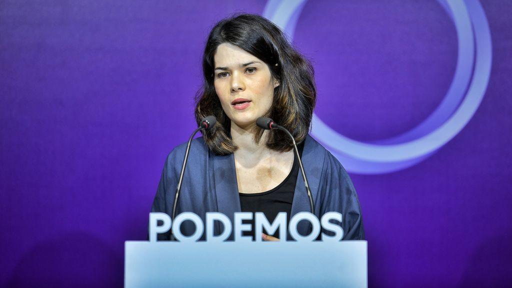 """Isa Serra carga contra los """"chanchullos"""" de Ayuso y cree que debe ser juzgada por Avalmadrid"""