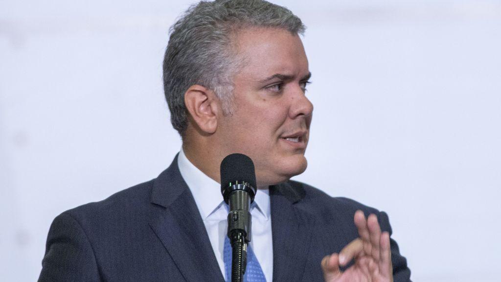 """El presidente de Colombia llama """"asesino"""" a Nicolás Maduro por """"perseguir, torturar y asesinar"""" a opositores"""
