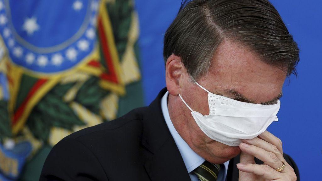 La Fiscalía brasileña pide apartar a Bolsonaro de la gestión de la pandemia