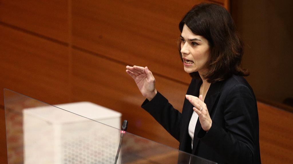 La Fiscalía pide al Supremo confirmar la condena a Isa Serra, diputada de Podemos en Madrid