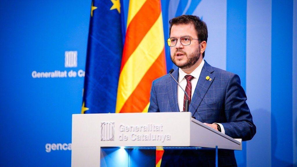 ERC y la CUP ultiman un preacuerdo para que Aragonès presida la Generalitat de Cataluña