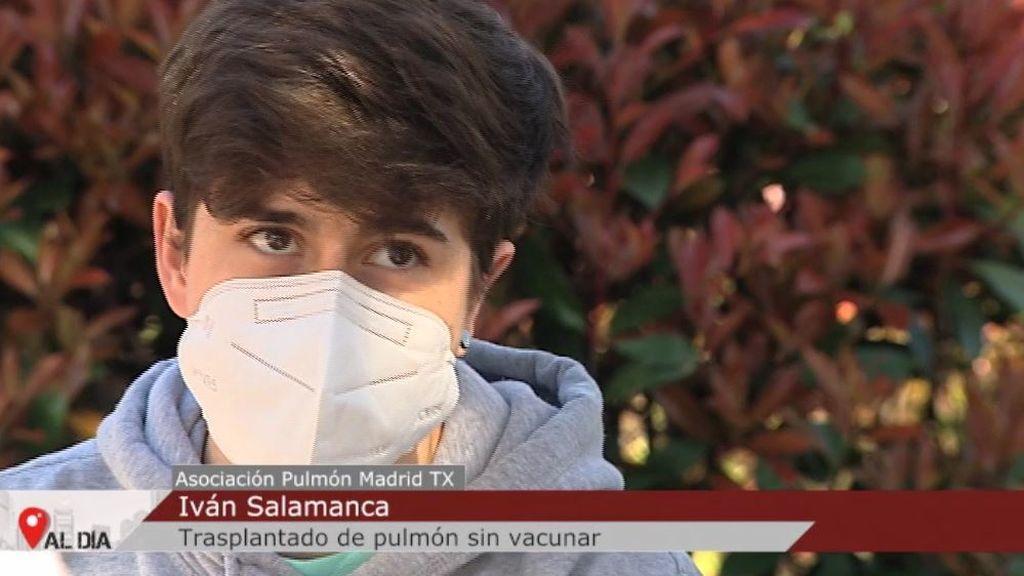 Los trasplantados de pulmón aún esperan su vacuna