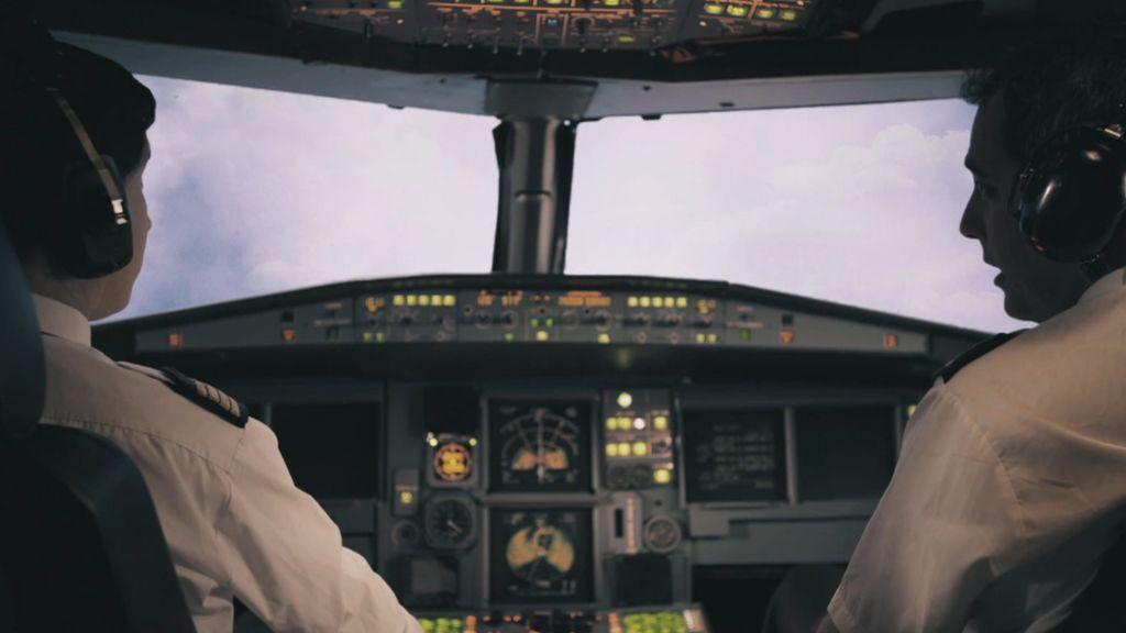 El perturbador vuelo Las Palmas-Oslo