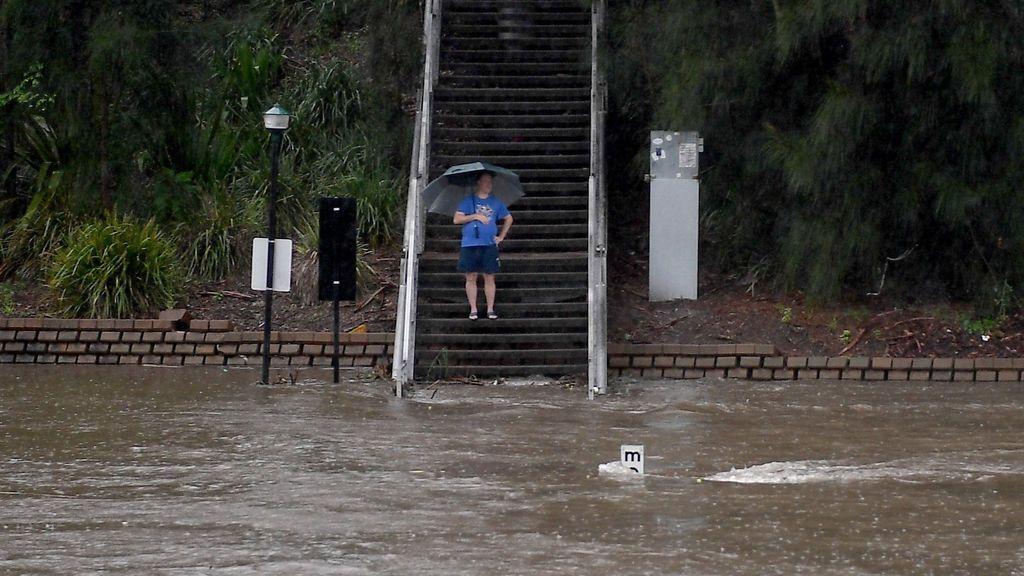 Inundaciones en Nueva Gales del Sur
