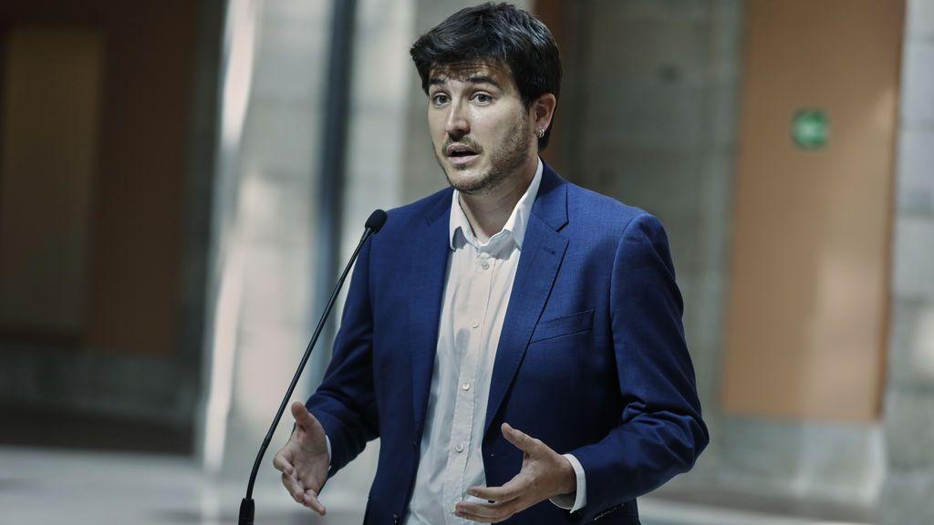"""Más Madrid tiende la mano a los votantes de C's """"decepcionados"""" por ser """"la muleta de la extrema derecha"""""""