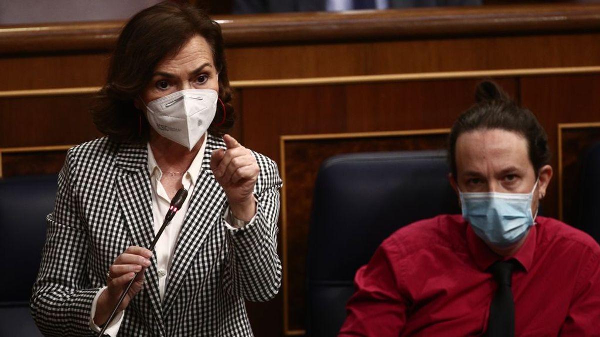"""Calvo pide apoyo a los partidos para aprobar una ley contra la prostitución y la trata: """"Sin prostitución no hay trata"""""""