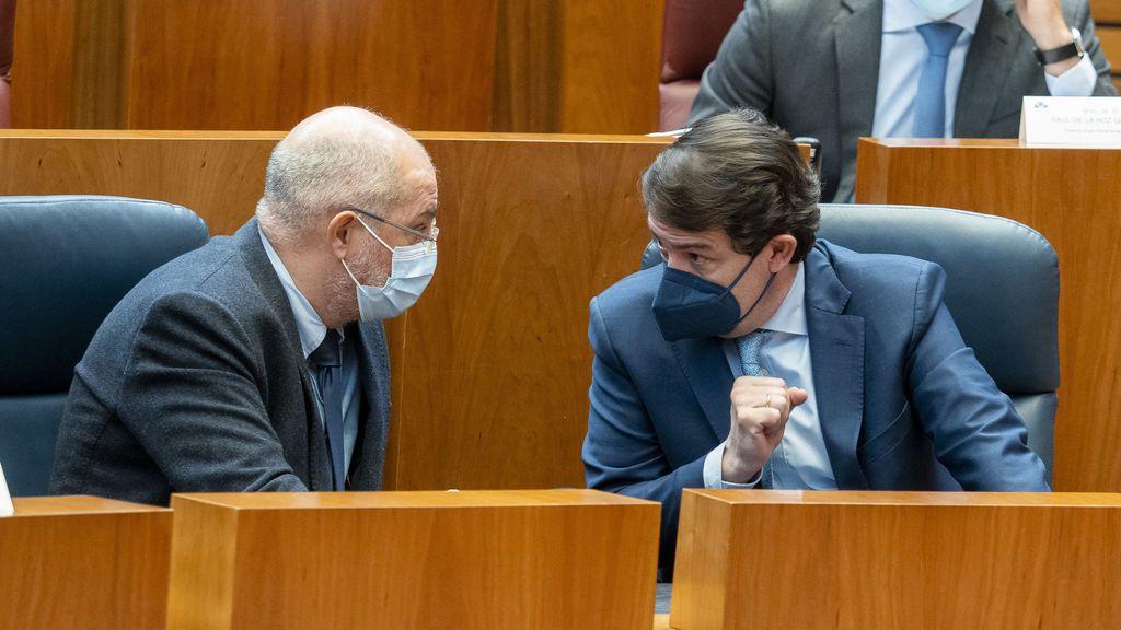 Castilla y León encara su primera moción de censura envuelta en dudas