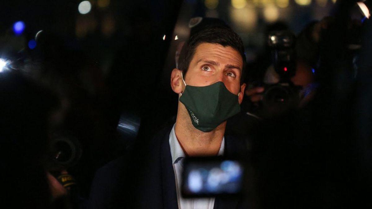 """El maquiavélico plan que estuvo a punto de destruir a Djokovic: """"Tenía que seducir a Novak y grabarlo"""""""