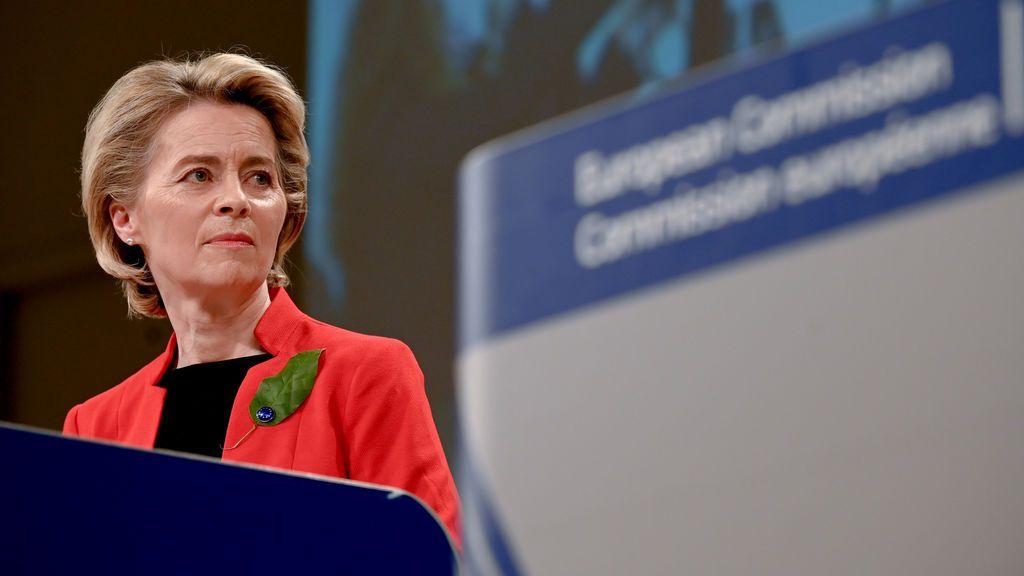 Von der Leyen lamenta que la UE todavía no puede ofrecer excedentes de vacunas a países desfavorecidos