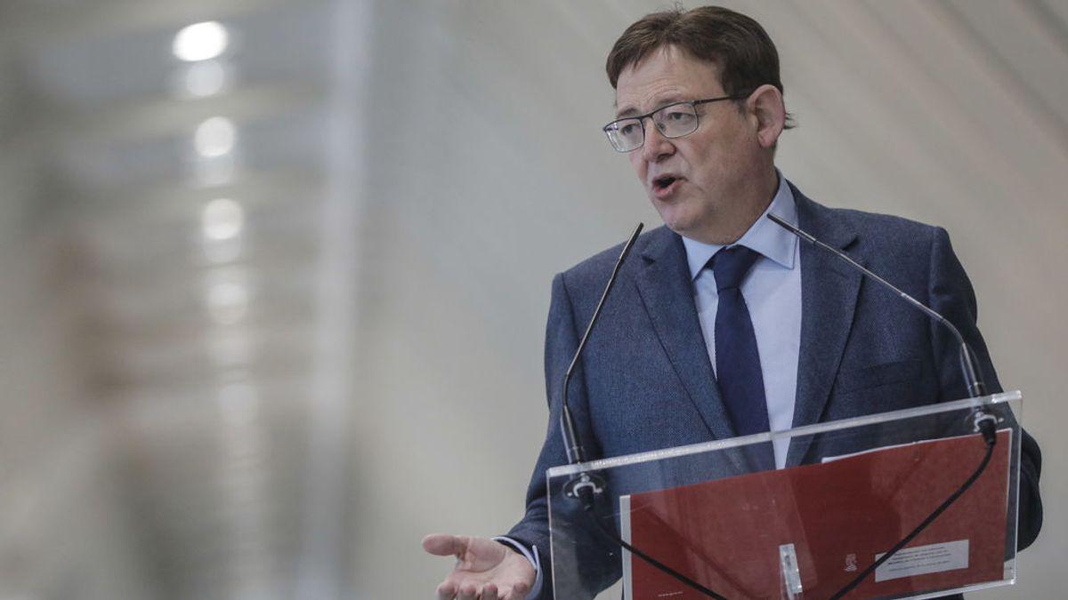 Ximo Puig pide la vacuna Sputnik para acelerar la vacunación y retoma este miércoles la inmunización con AstraZeneca