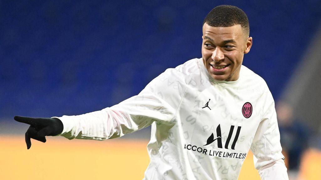 El Madrid espera para hacer una oferta por Mbappé.