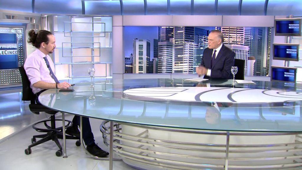 Pablo Iglesias, entrevista completa