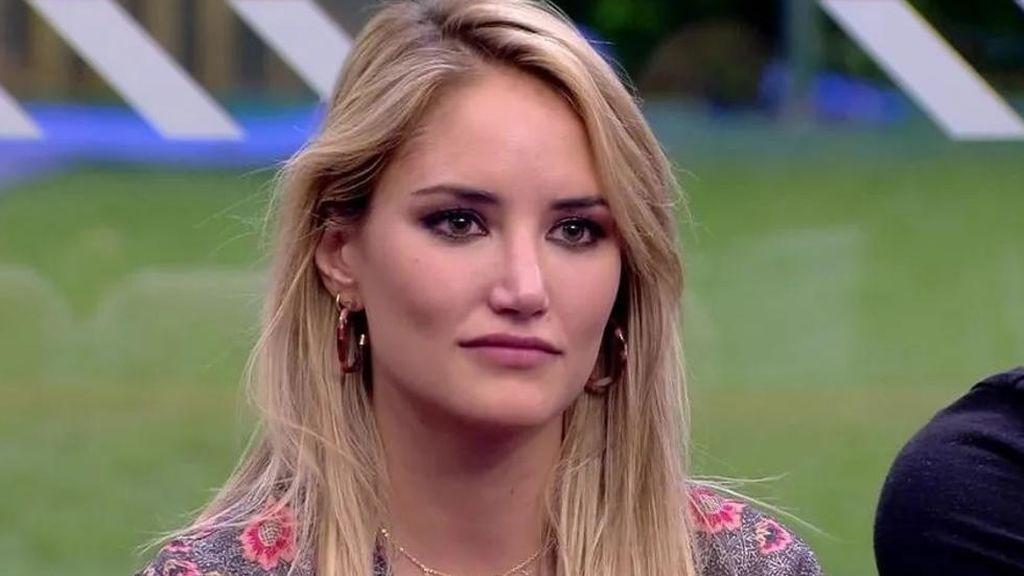 """Alba Carrillo se vuelca con Rocío Carrasco y manda un mensaje a Antonio David: """"En la vida todo llega"""""""