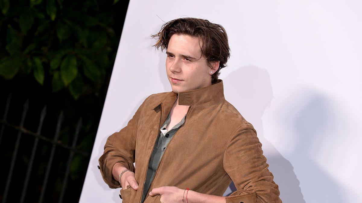 Brooklyn Beckham se autorretrata en su primer trabajo como director creativo de Pepe Jeans