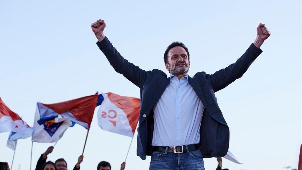 Elecciones Madrid 2021: Edmundo Bal arrasa en las primarias y ya es el candidato de Ciudadanos al 4M