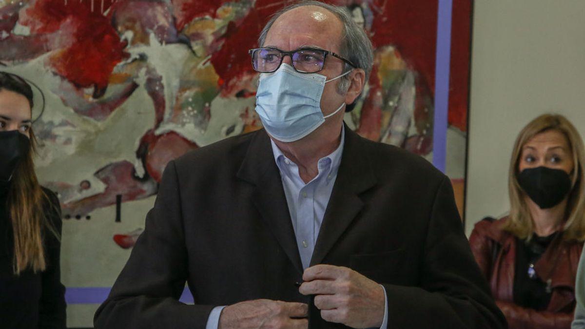 "El portazo de Gabilondo a Podemos: ""Con este Iglesias, no"""