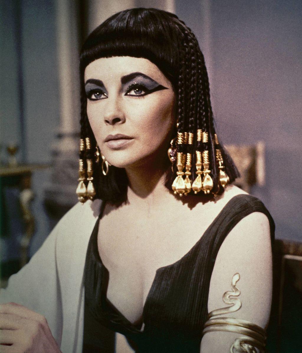Elizabeth Taylor, en 'Cleopatra' (1963)