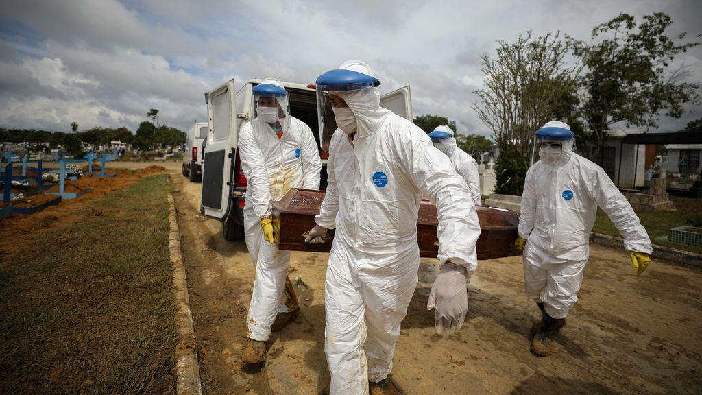 Chile y Brasil, la cara y cruz de la pandemia en Latinoamérica