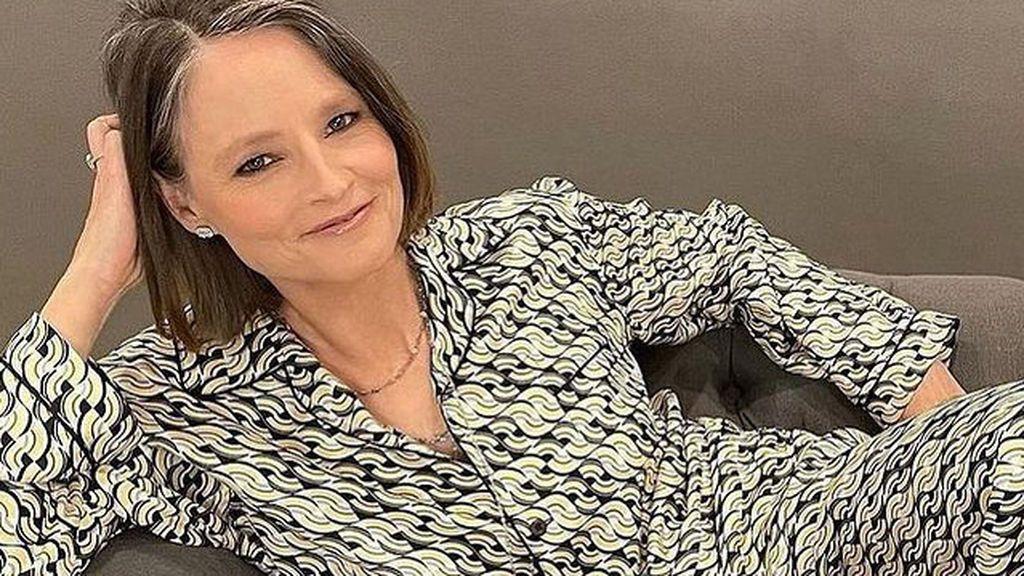 7 pijamas de seda para lucir como Jodie Foster