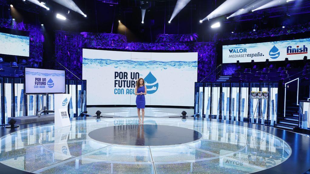 Spot campaña Por un futuro con agua