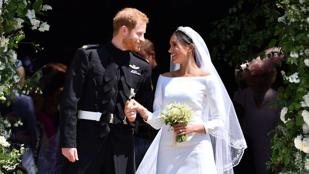 Meghan y Harry no se habrían casado tres días antes como aseguró ella, según su certificado de matrimonio