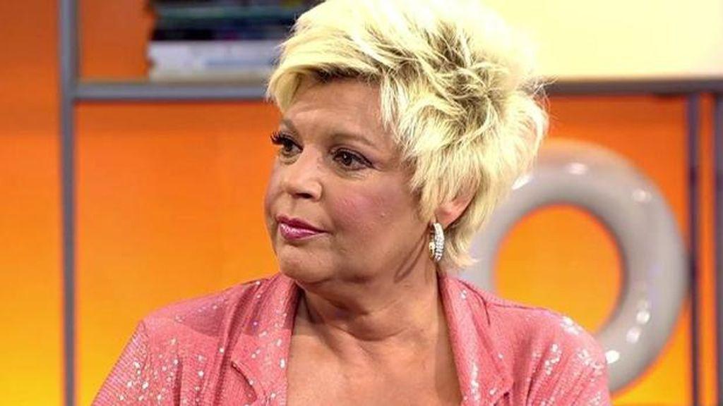 """Terelu Campos, rota, reacciona al testimonio de Rocío Carrasco: """"Está siendo una de las peores noches de mi vida"""""""