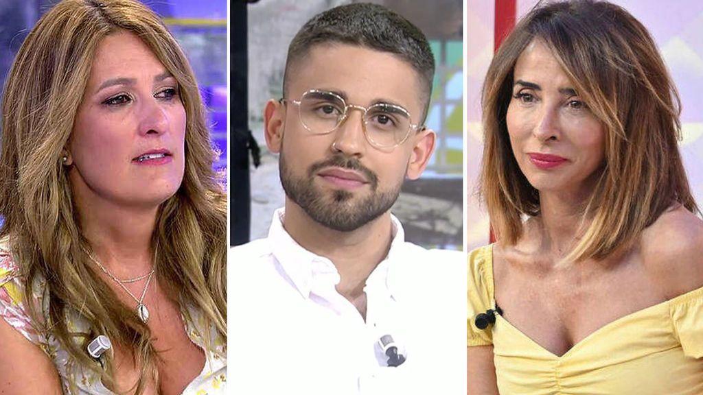 """Varios colaboradores de Telecinco se vuelcan con Rocío Carrasco tras su testimonio: """"Yo sí te creo"""""""