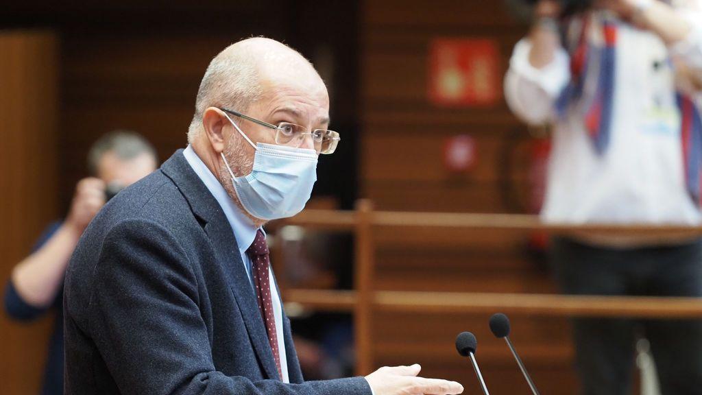 """Igea acusa a Moncloa de """"fraguar la moción de censura"""" y al PSOE de ofrecer cargos para intentar ganarla"""