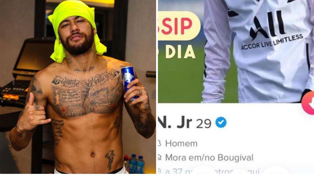 """Neymar niega tener un perfil en una aplicación de citas: """"Solo espero que me esté presentando bien"""""""