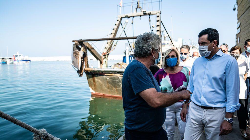 Andalucía lanza su popio plan de 732 millones de euros en ayudas para autónomos y pequeños empresarios