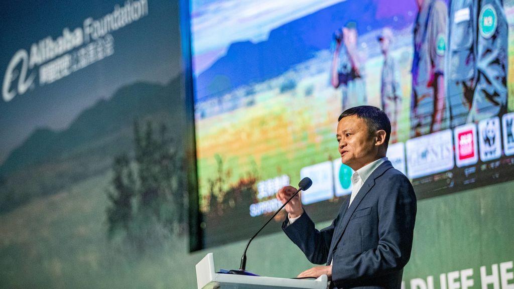 Jack Ma fundador Alibaba