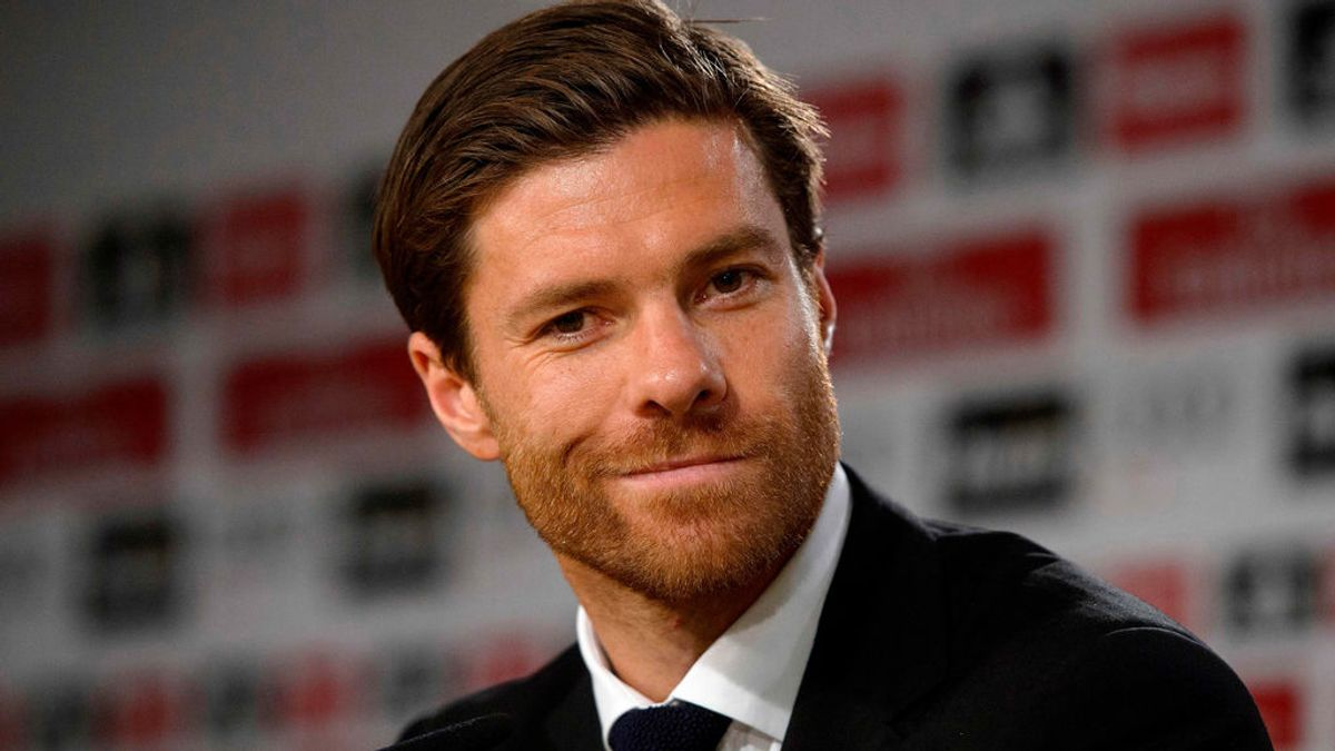 Xabi Alonso será el nuevo entrenador del  Borussia Mönchengladbach